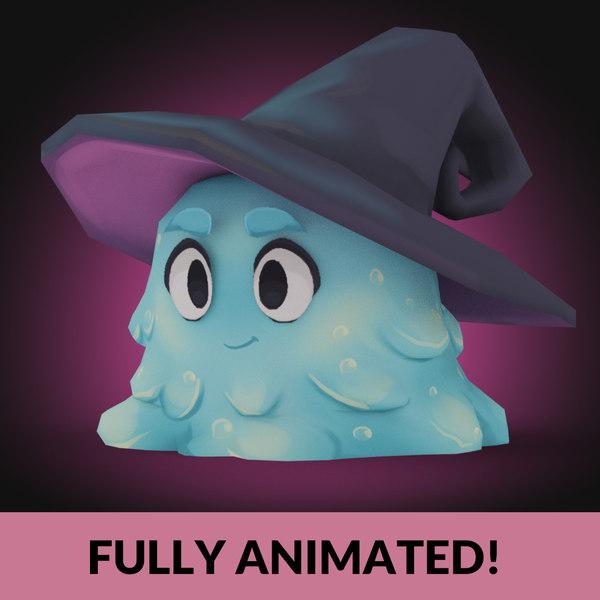 3D ready hat