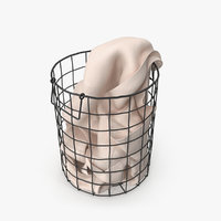 mesh basket 3D model