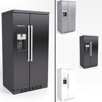 3D refrigeration freezer