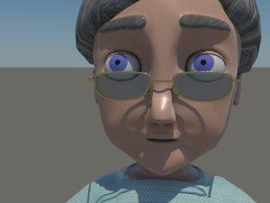 3D ol model
