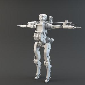 3D model fi