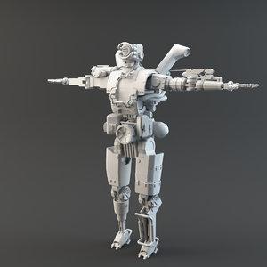 fi f 3D model