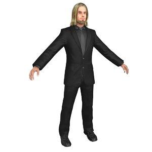businessman imperium model