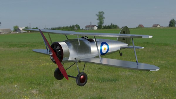 aircraft air 3D