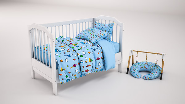 baby bed model