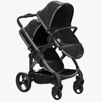 icandy peach double seat 3D