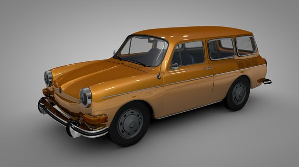 volkswagen type 36 variant model
