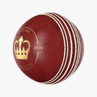 3d c4d cricket ball