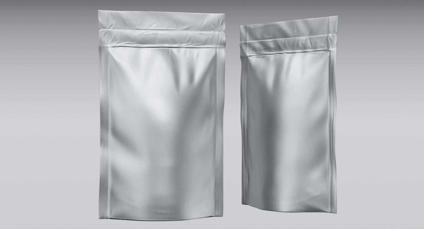 Zipper Storage Bag 01
