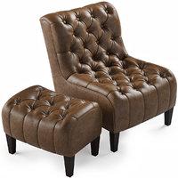 3D winslet chair ottoman set