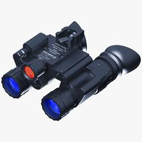 3D n-vision binocular night vision