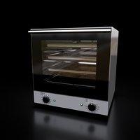 oven appliance stove 3D model