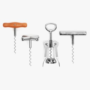 corkscrews pbr 3D
