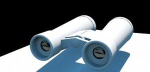 3D toy binoculars