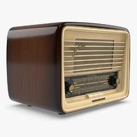 Radio vintage - Telefunken Jubilee