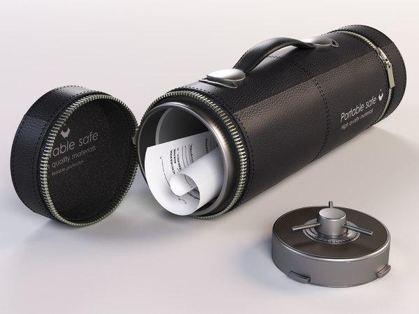 safe portable 3D