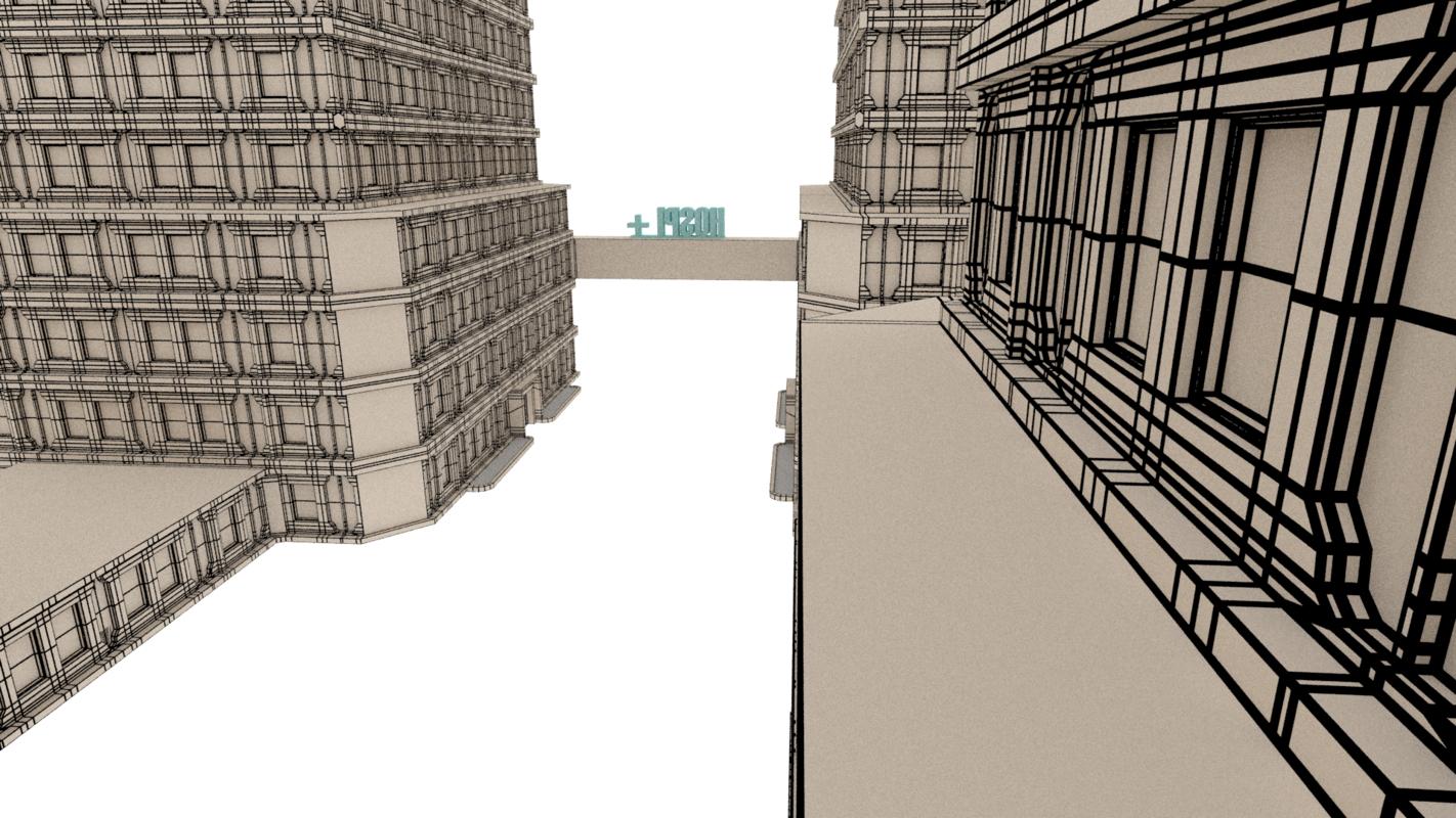 building hospital model