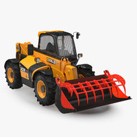 535 forklift hydraulic bucket model