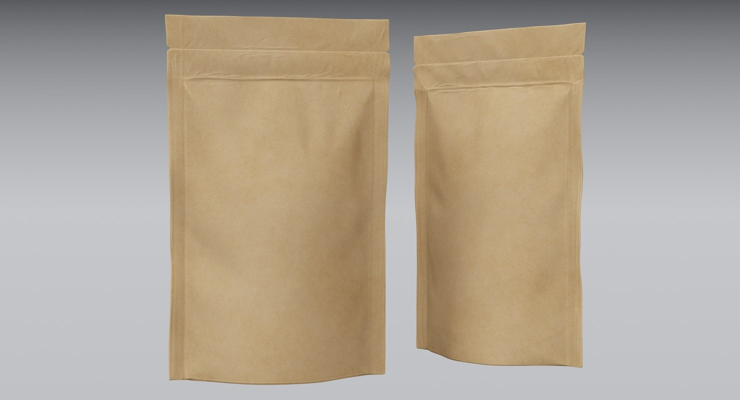 Zipper Storage Bag 02