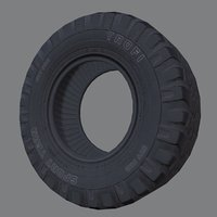 Off-road tire