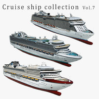 Cruise ship collection Vol.7