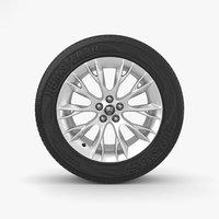 wheel rim model