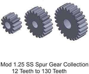 3D mod 1 25 ss model