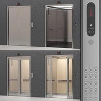 Elevator Kone MonoSpace 700 (KDS 50)