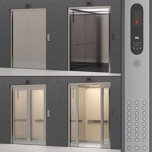 elevator kone monospace 700 model