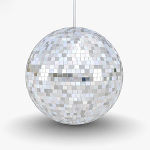 disco ball 3D