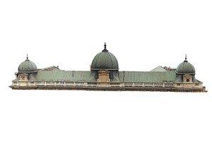 roof building 3D model