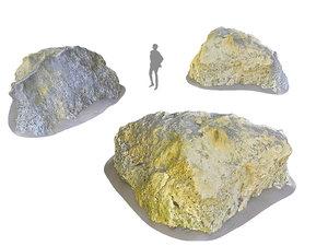 rocks 16k 3D model