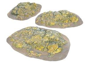 3D rocks 16k