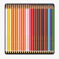 color pencils 3D