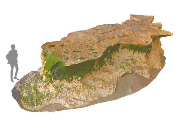 3D model rocks 16k
