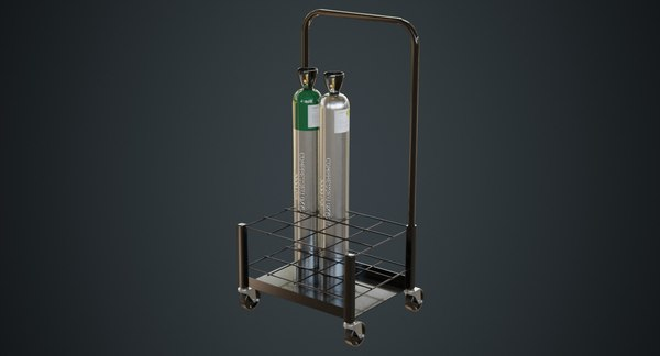 gas cylinder contains 3b model