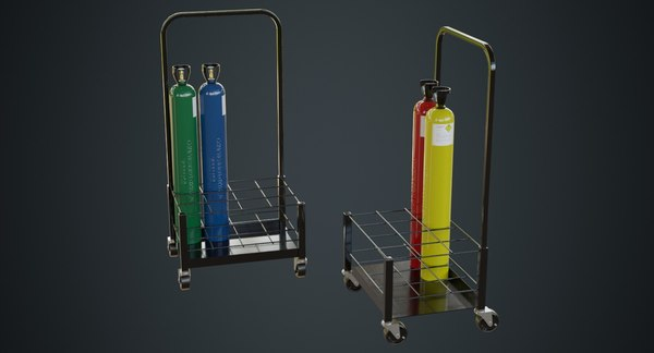 3D gas cylinder contains 3a