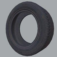 Dirty tire