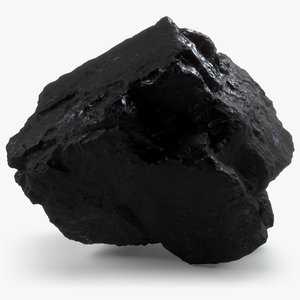 coal 3D model