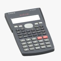 casio calculator model