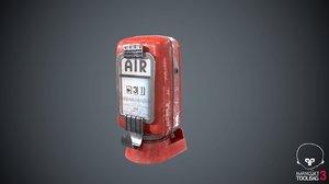 air pump 3D model