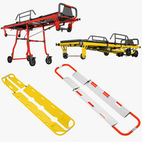 3D model stretcher 01