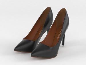 women shoes model