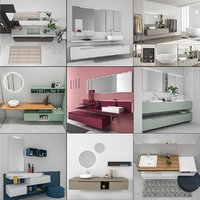 3D bathroom furniture 5 9