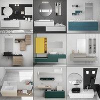 3D model bathroom furniture 4 9