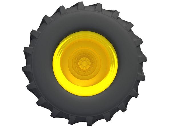 road tyre model