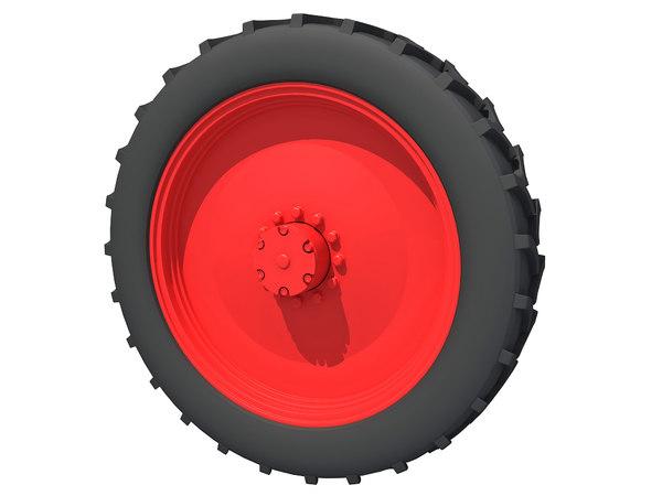 road tyre 3D
