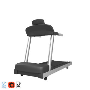 3D fitness gym