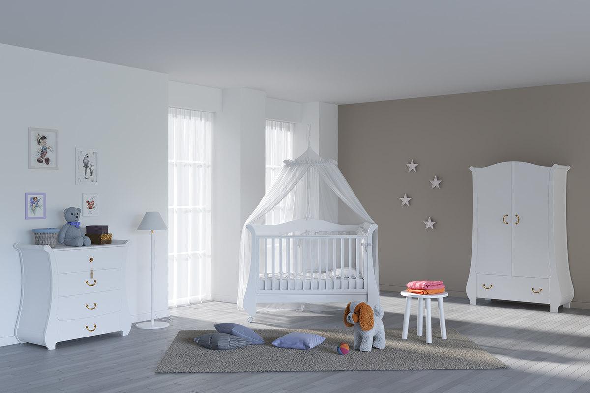 3D children furniture set pali