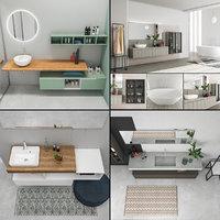 bathroom furniture 7 3D